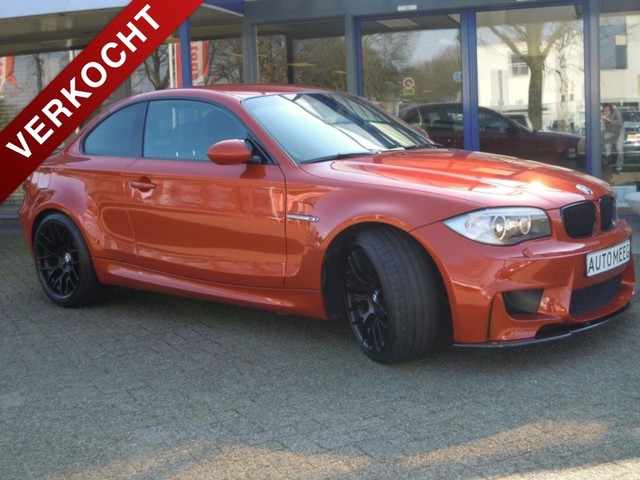 BMW 1-Serie M Coupe 340 PK