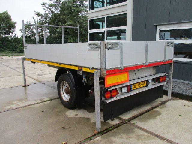 BARENTS Veldhuizen 5500-F Flexliner / Clixtar BE Oplegger